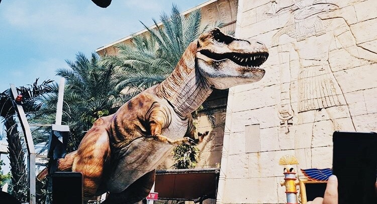 ジュラシックパーク・ラピッド・アドベンチャー Jurassic Park Rapids Adventure