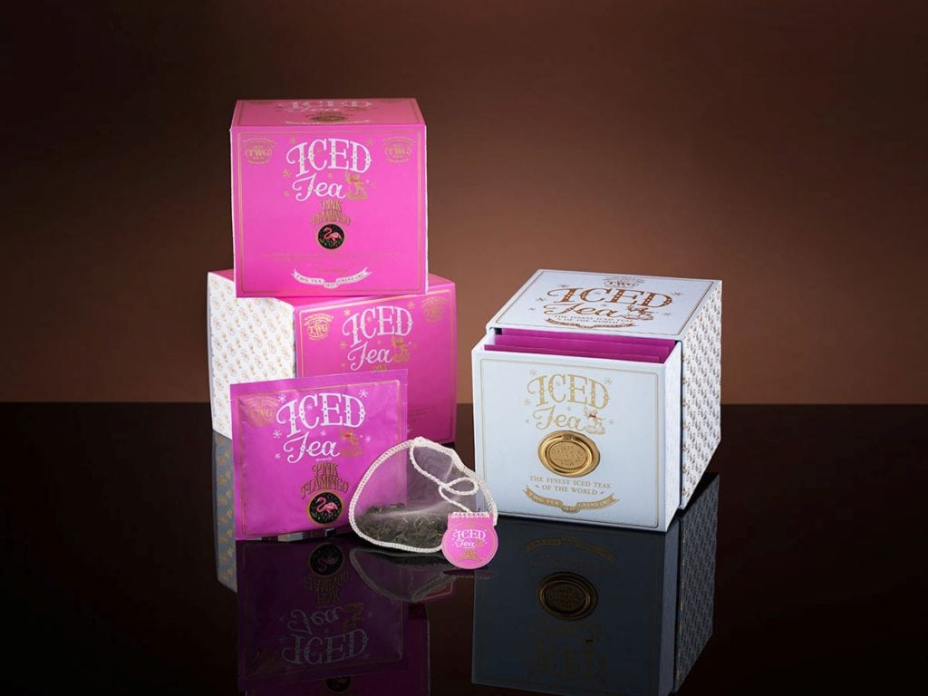 『PINK FLAMINGO TEA』ピンクフラミンゴティー❨アイスティー❩