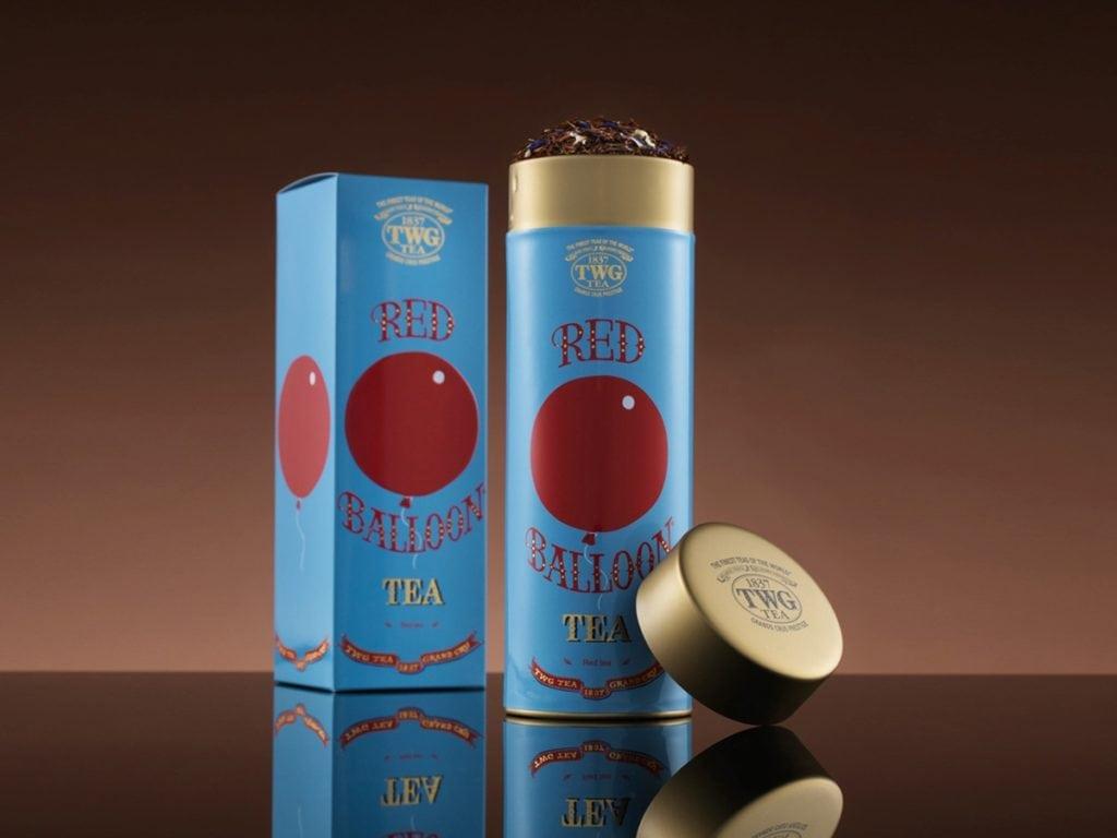 『RED BALLOON TEA 』レッドバルーンティー