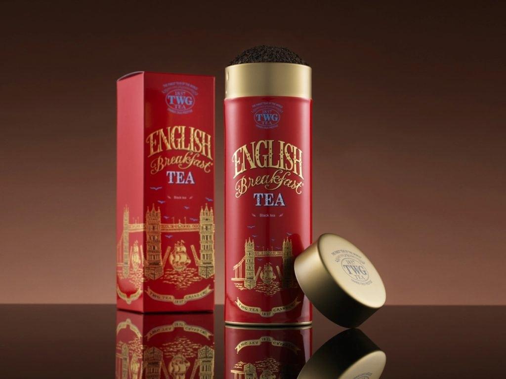 『ENGLISH BREAKFAST TEA 』イングリッシュ・ブレックファーストティー