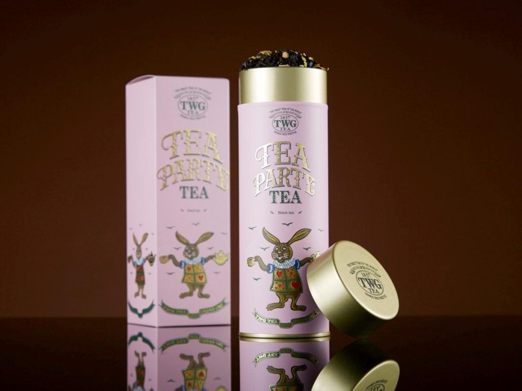 『TEA PARTY TEA』ティー・パーティティー