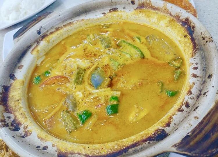 オーシャン・カレー・フィッシュヘッド(Ocean Curry Fish Head )