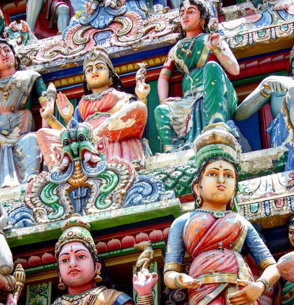 スリ・マリアマン寺院 Sri mariamman Temple