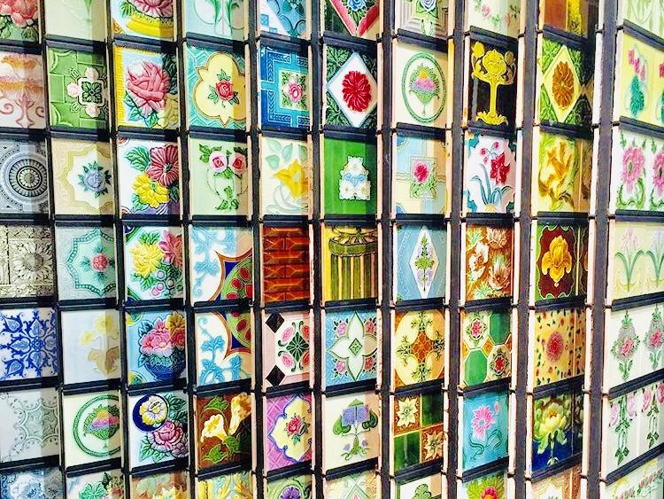 プラナカンタイルギャラリー Peranakan Tiles Gallery