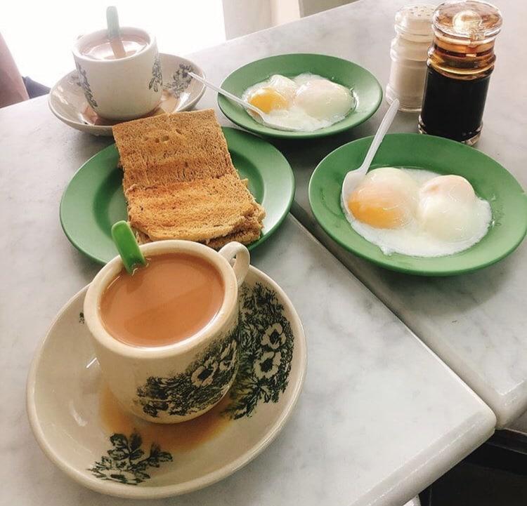 ヤ・クン・カヤトースト Ya Kun Kaya Toast