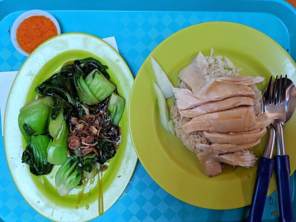 天天海南鷄飯 Tian Tian Hainanese Chiken Rice