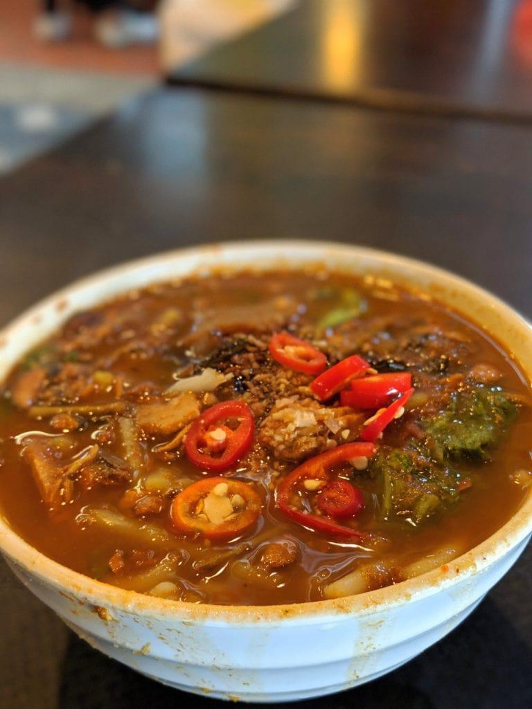 マレーシアンフードストリートMalaysian Food Street アッサムラクサ
