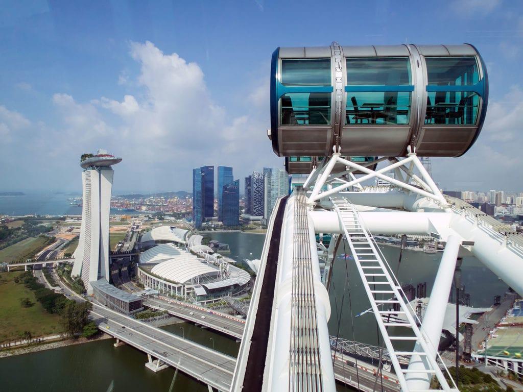 シンガポール・フライヤー Singapore Flyer