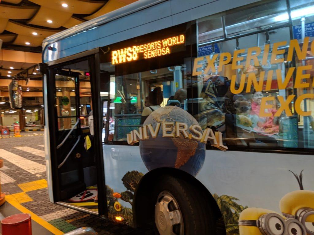バス(RWS8)