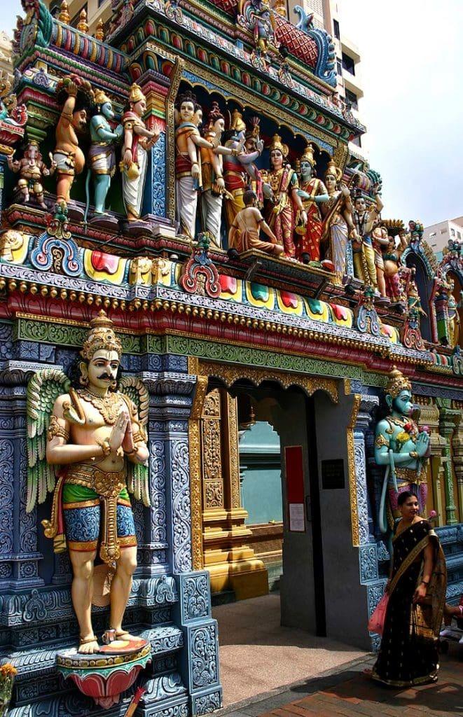 スリ・クリシュナン寺院 Sri Krishnan Temple