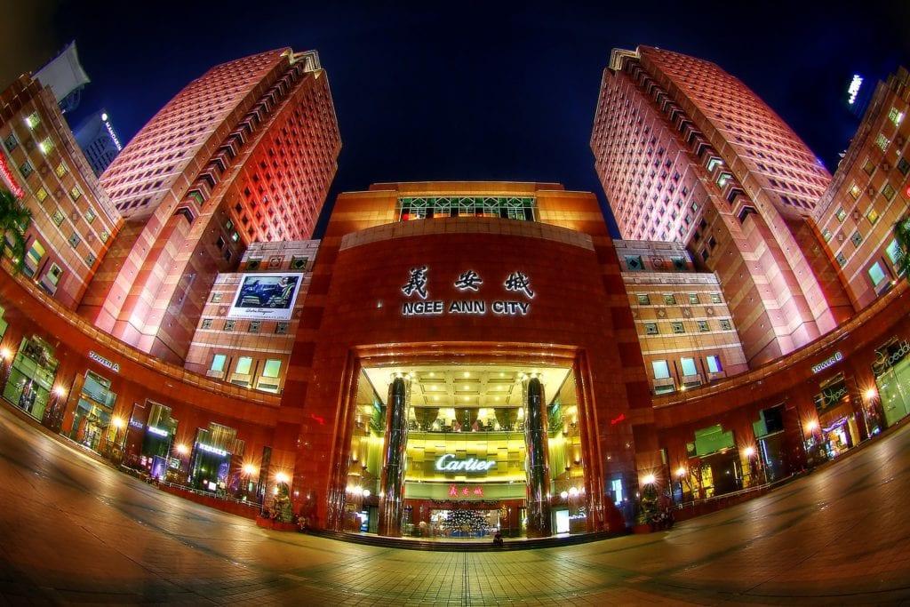シンガポール高島屋S.C Takashimaya Singapore