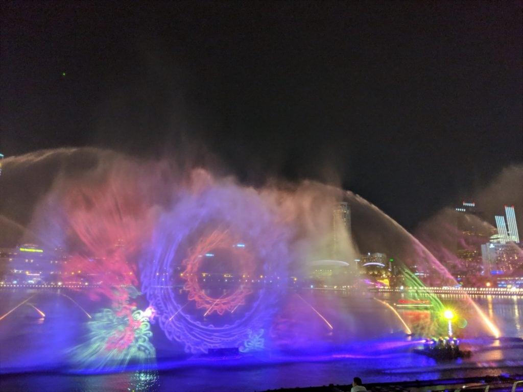 子連れシンガポールスペクトラ