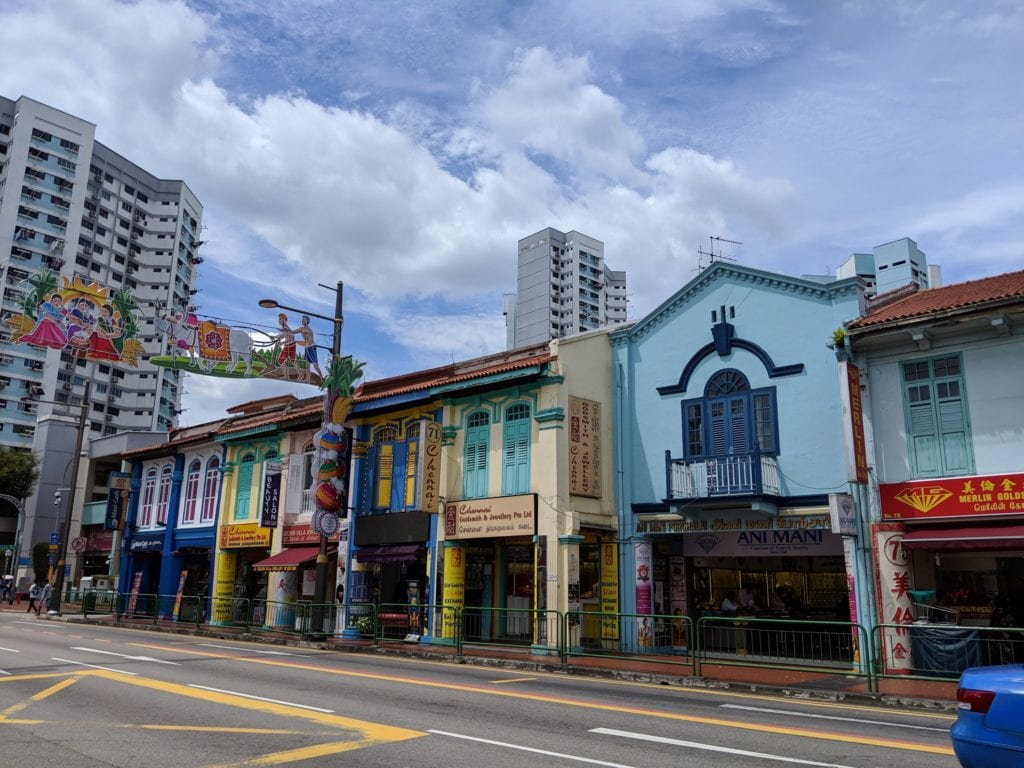 シンガポール・リトルインディア