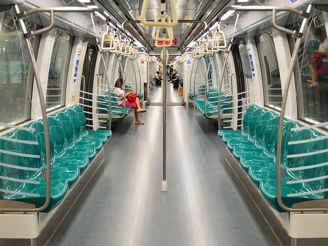 シンガポールMRT