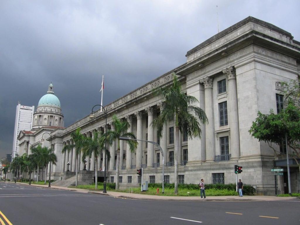 ナショナル・ギャラリー National Gallery Singapore