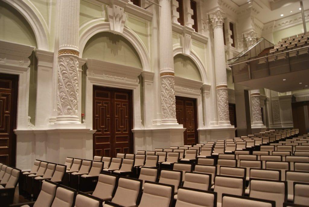 ビクトリア シアター&コンサートホール Victoria Theatre&Concert Hall