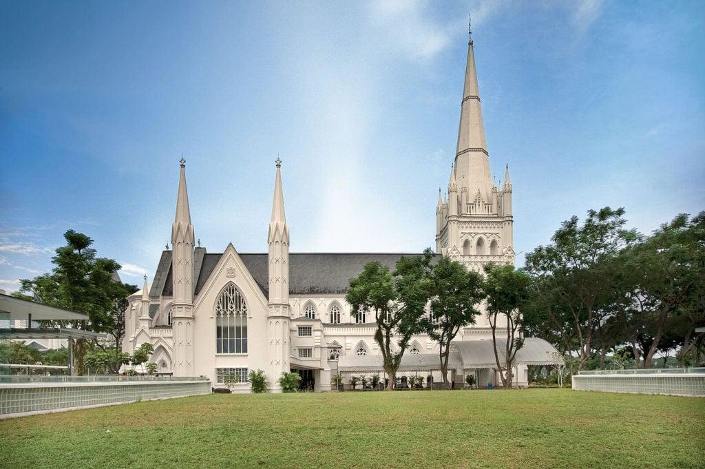 セント・アンドリューズ大聖堂 St. Andrew's Cathedral