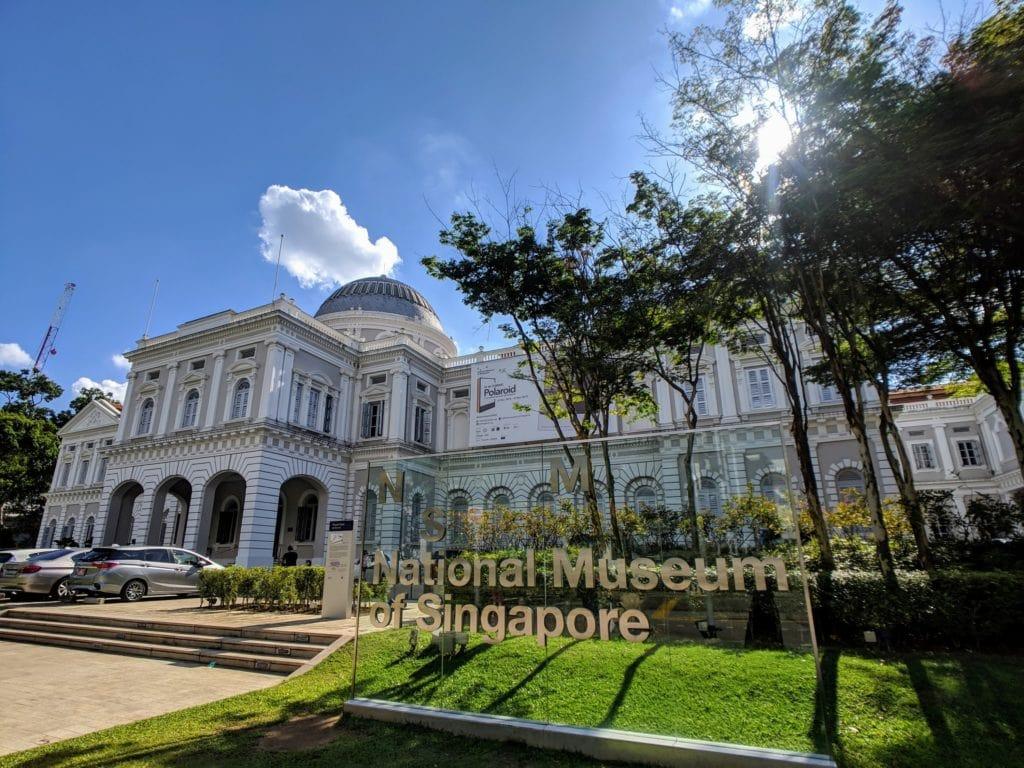 シンガポール国立博物館 National Museum of Singapore