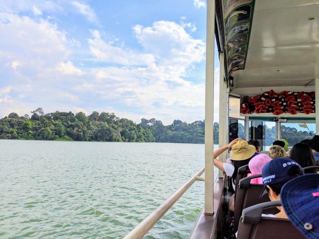 貯水池クルーズ Reservoir Cruise