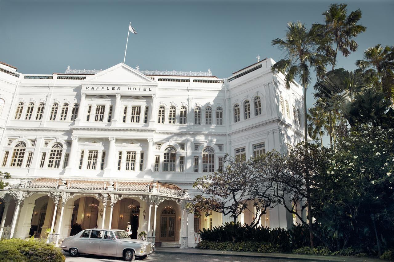 ラッフルズ・ホテル Raffles Hotel