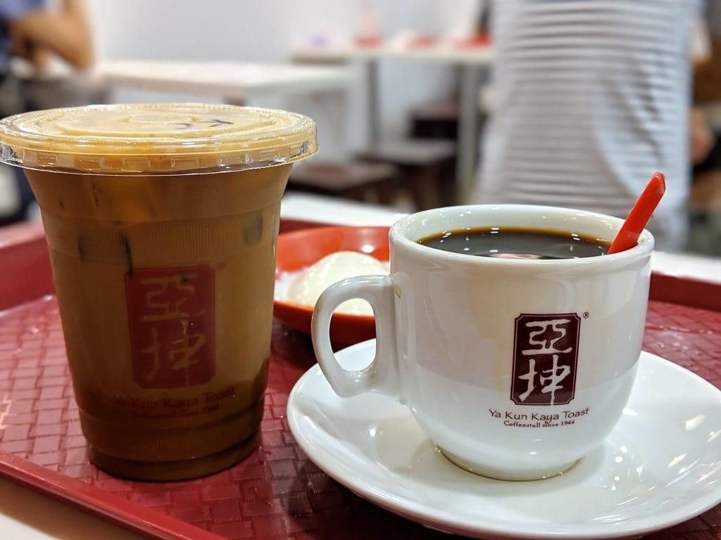 シンガポール コーヒー